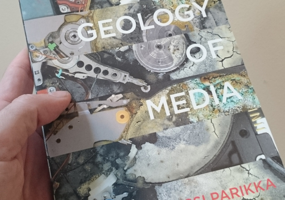 Parikka Geology
