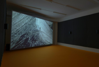 Image: Installation view,
